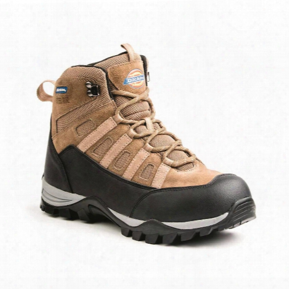 Dickies Men&#39s Escape Steel Toe Hiking Boots
