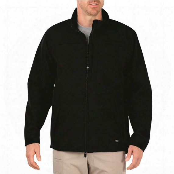 Dickies Men's Tactical Softshell Performance Jacket