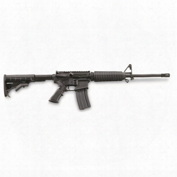 "Doublestar Starcar Ar-15 Carbine, Semi-automatic, 5.56x45mm, 16"" Heavy Barrel, 30+1 Rounds"