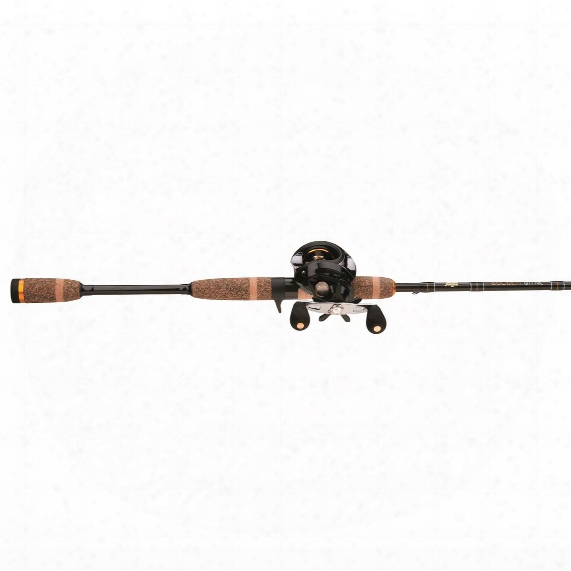 Fenwick Pflueger Golden Wing Low Profile7' Baitcasting Rod & Reel Combo