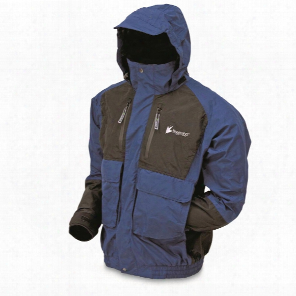 Frogg Toggs Men's Waterproof Firebelly Toadz Jacket