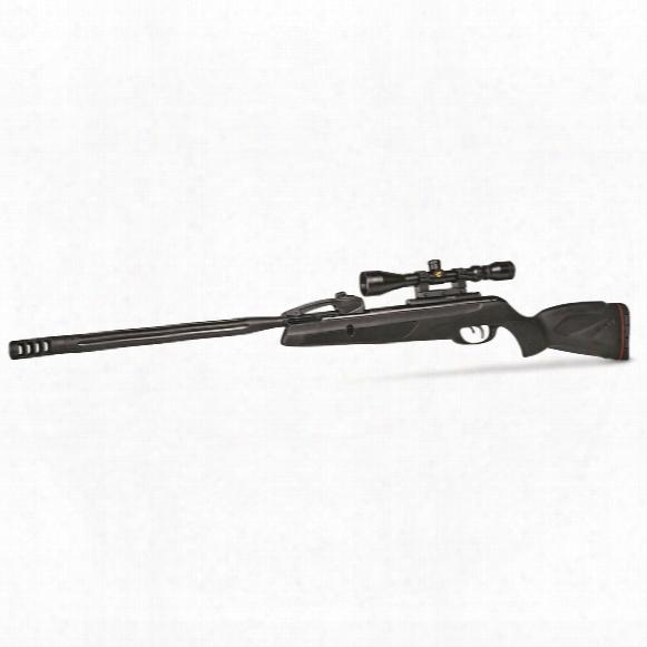 """Gamo Swarm Maxxim Air Rifle, Break Barrel, .177 Caliber, 19.9"""" Barrel, 3-9x40 Scope, 1 Round"""
