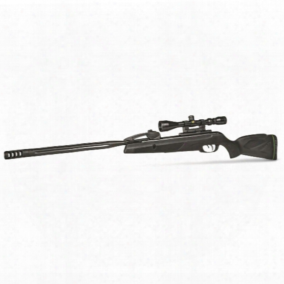 "Gamo Swarm Maxxim Air Rifle, Break Barrel, .22 Caliber, 19.9"" Barrel, 3-9x40 Scope, 1 Round"