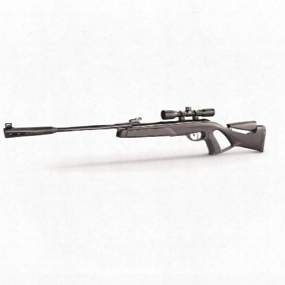 Gamo Whisper G2 Air Rifle, Break Barrel, .177 Caliber, 4x32mm Scope, 1 Round, Refurbished