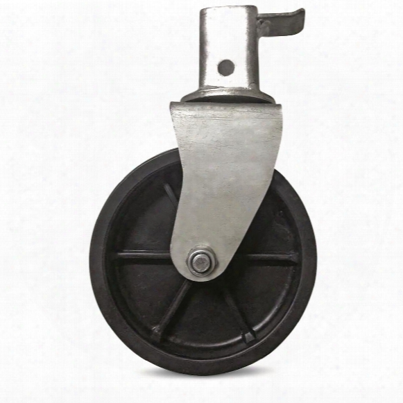 "Gravel Tuff 6"" Diameter A-frame Jack Wheel"