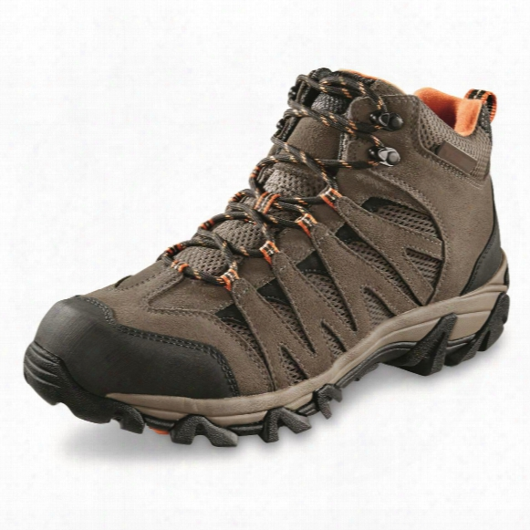 Guide Gear Men's Crosby Waterproof Hiking Boots