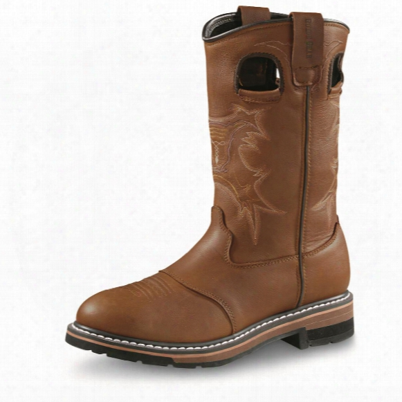 Guide Gear Men's Bandit Conceal And Carry Waterproof Western Boots