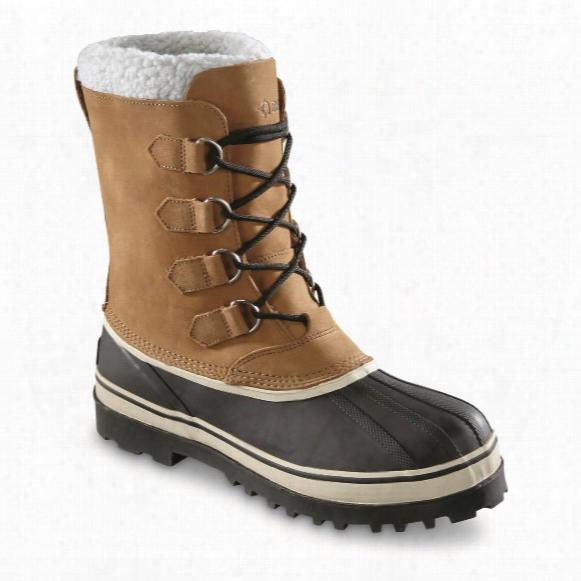 Guide Gear Men's Nisswa Waterproof Winter Boots