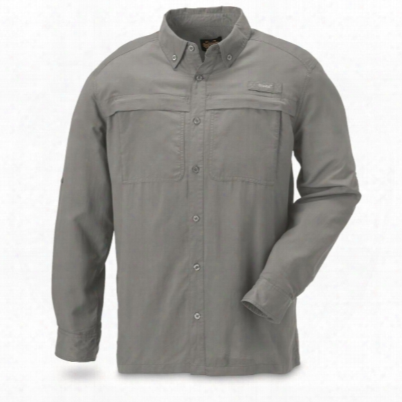 Guide Gear Men's Traverse Lengthy Sleeve Shirt