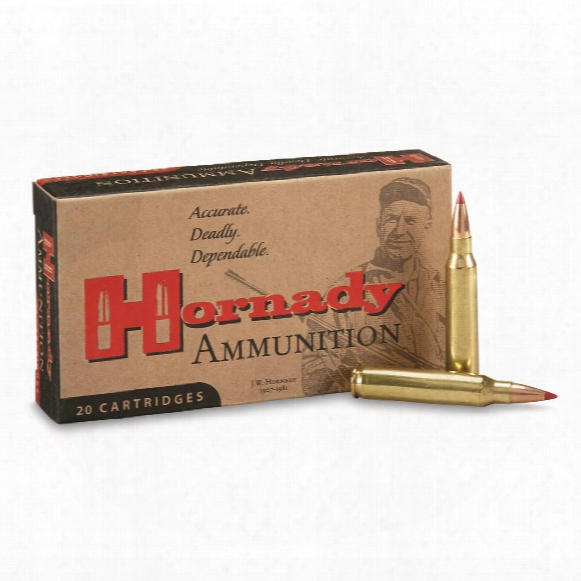 Hornady, .223 Remington, Eldmatch, 73 Grain, 20 Rounds