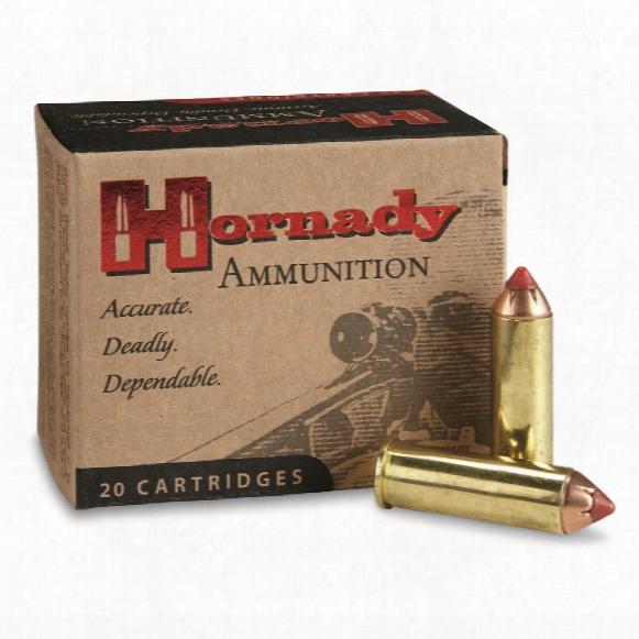 Hornady Leverevolution, .41 Magnum, Ftx, 190 Grain, 20 Rounds