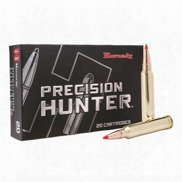 Hornady, Precision Hunter®, .300 Winchester Short Magnum, Eld-x, 200 Grain, 20 Rounds
