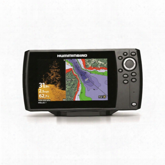 Humminbird Helix 7 Chirp Di Gps G2 Sonar Fish Finder