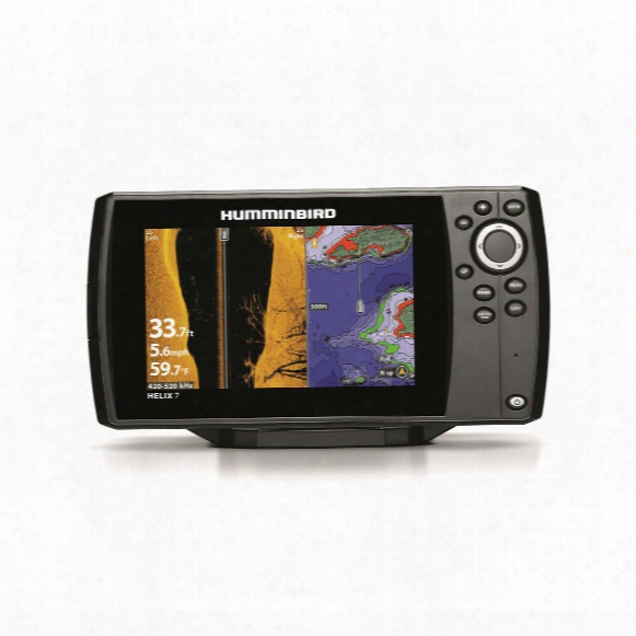 360 imaging humminbird