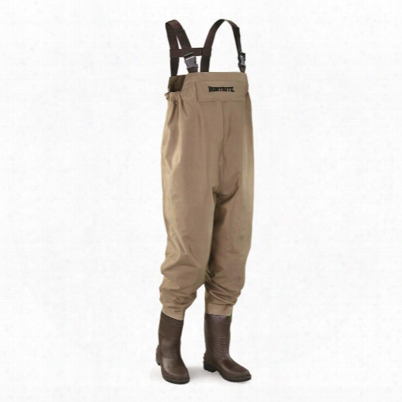Huntrite Men's Steel Creek Camo Hunting Chest Waders