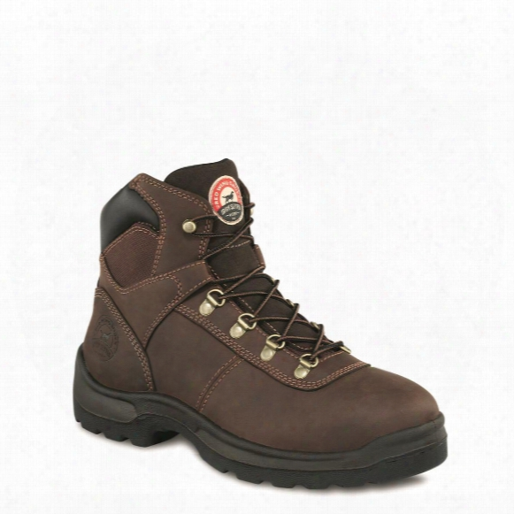 "Irish Setter Men's Ely Waterproof 6"" Work Boots"