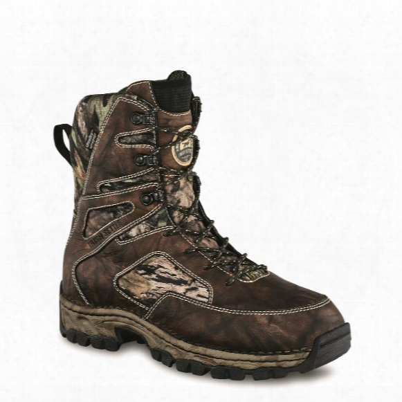 Irish Setter Men's Havoc Xt Big Game Waterproof Insulated Hunting Boots, 1,000 Gram