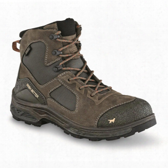 "Irish Setter Men's Kasota Waterproof 6"" Work Boots"