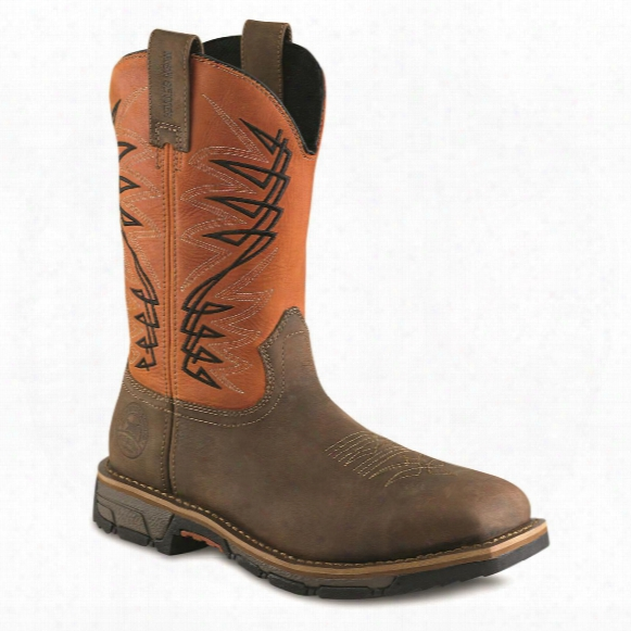 Irish Setter Men's Marshall Western Work Boots