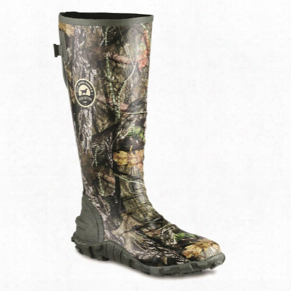 Irish Setter Rutmaster 2.0 Lie Men's Camo Rubber Hunting Boots