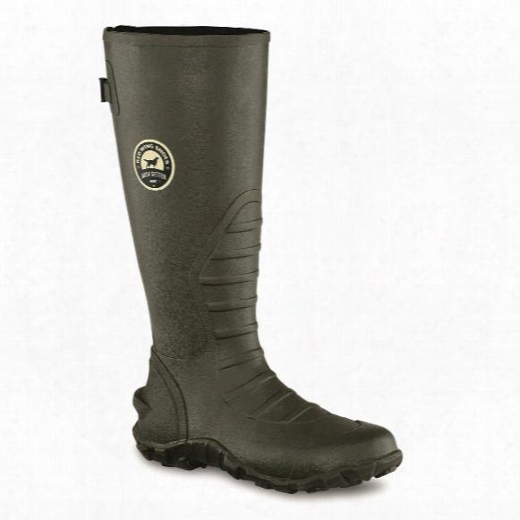 Irish Setter Rutmaster 2.0 Lite Men's Rubber Hunting Boots