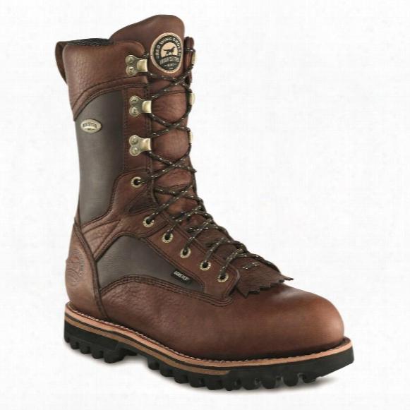 Irish Setter Women's Elk Tracker Gore-tex Insulated Hunting Boots, 600 Gram