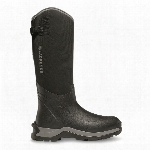 "Lacrosse Alpha Thermal 16"" Men's Composite Toe Rubber Boots"