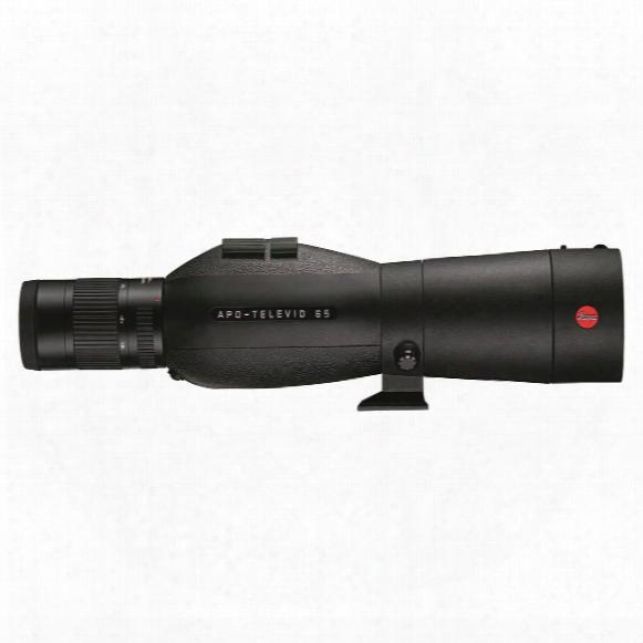Leica Apo-televid 65mm Straight View Spotting Scope