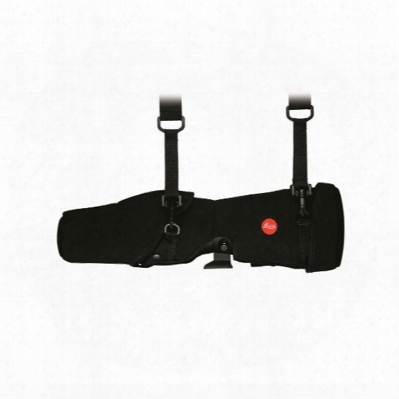 Leica Ever-reayd Case For Apo-televid 65mm Straight Spotting Scope