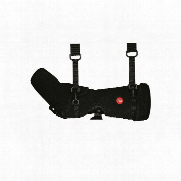Leica Ever-ready Case For Apo-televid 82 Angled Spotting Scope