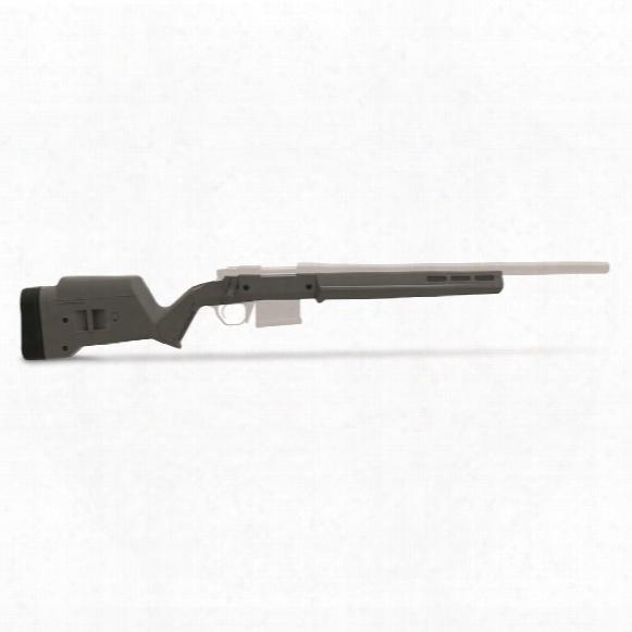 Magpul Hunter 700 Stock, Remington 700, Short Action, Gray Or Olive Drab