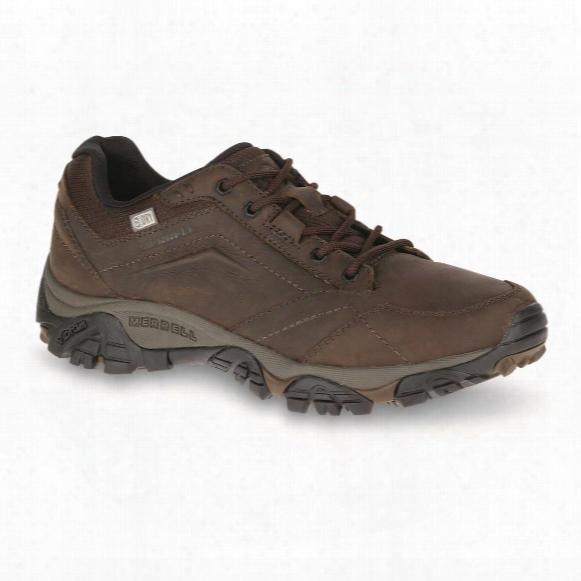 Merrell Men's Moab Adventure Waterproof Hiking Shoes