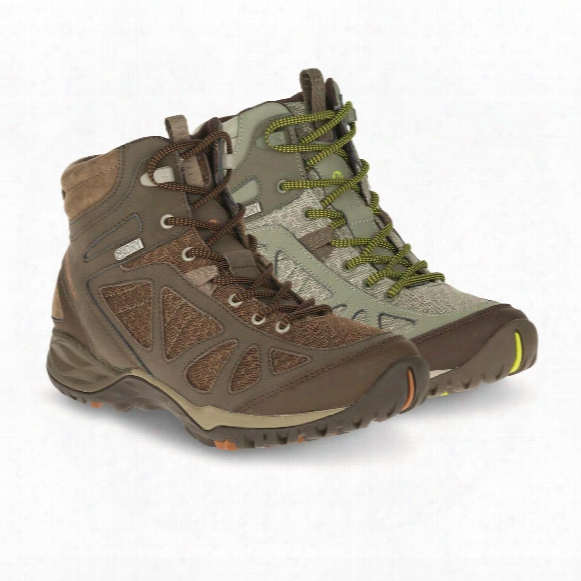 Merell Women's Siren Sport Q2 Waterproof Hiking Shoes