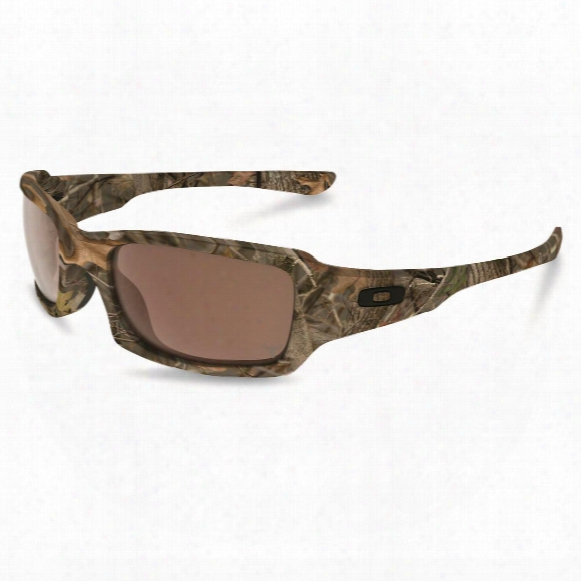 Oakley Fives Squared Sunglasses In King's Camo