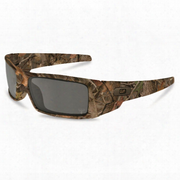 Oakley King↦amp;#039;s Woodland Camo Gascan Sunglasses