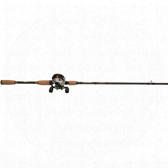 Pflueger Monarch Low Profile 7' Rod And Reel Baitcasting Combo