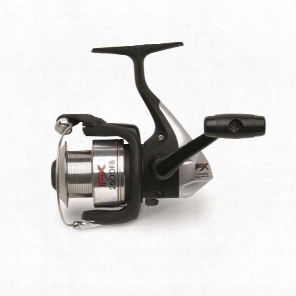 "Pinnacle Powertip Gold And Shimano Fx Front Drag Spinning 6'6"" Rod & Reel Combo"