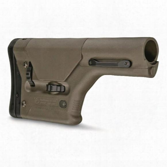 Prs Sr25 / M110 Precision-adjustable Stock, Olive Drab