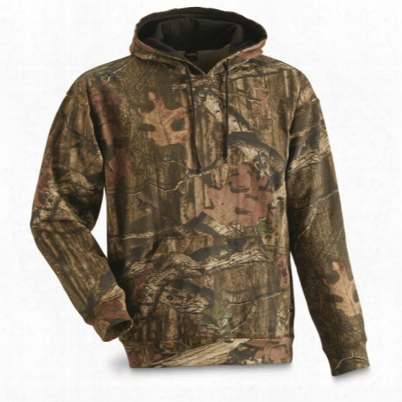 Ranger Men's Mossy Oak Break-up Infinity Hoodie, 80/20 Cotton/poly