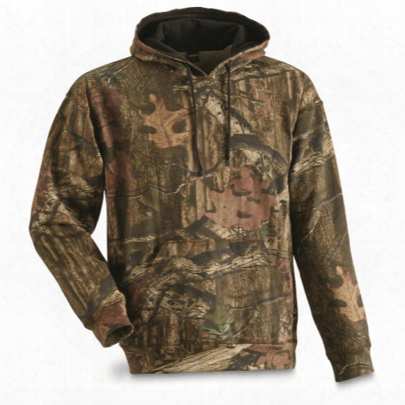 Ranger Men's Mossy Oak Break-up Infinity Hoodie, 55/45 Cotton/poly