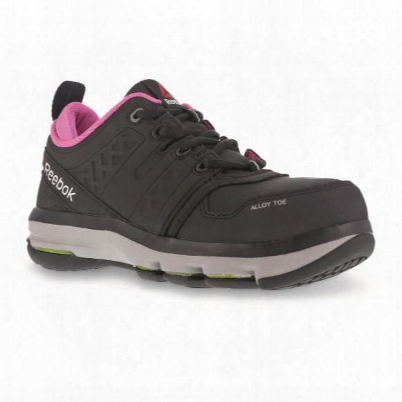 Reebok Women's Dmx Flex Work Alloy Toe Work Shoes