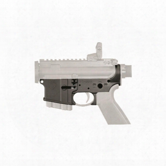 Ruger Ar-15 Stripped Lower Receiver, Multi-caliber