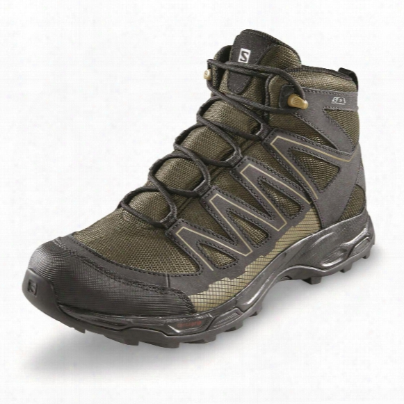 Salomon Men's Pathfinder Mid Cswp Hiking Boots