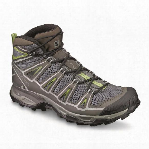 Salomon Men's X Ultra Mid Aero Vent Hiking Boots
