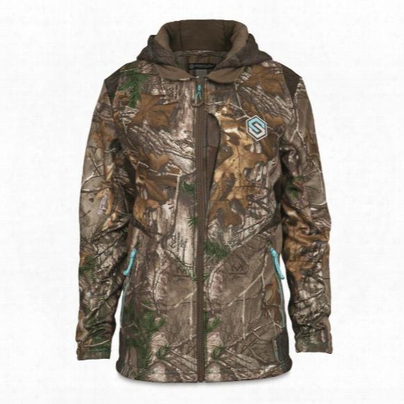 Scentlok Women's Full Season Taktix Hunting Jacket