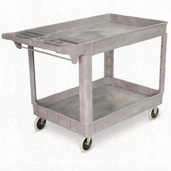 """Shop Tuff 500 Lb. Capacity Service Cart, 38""""x26"""""""
