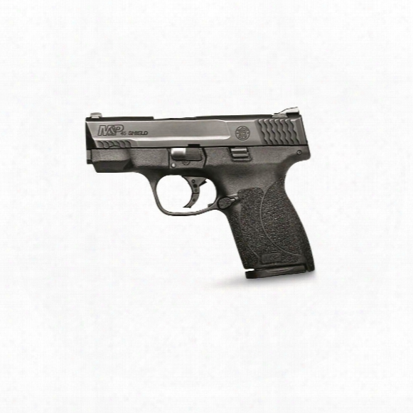 "Smith & Wesson M&p Shield, Semi-automatic, .45 Acp, 3.3"" Barrel, No Thumb Safety, 6+1/7+1 Rounds"