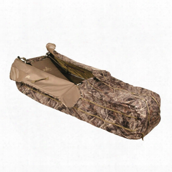 Tanglefree Landing Zone Layout Blind In Realtree Max-5