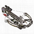 Barnett Ghost 375 Crossbow Package with 4x32mm Illuminated Scope