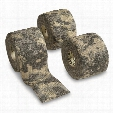 U.S. Military Surplus McNett Camo Form Wrap Tape, 3 Pack, New